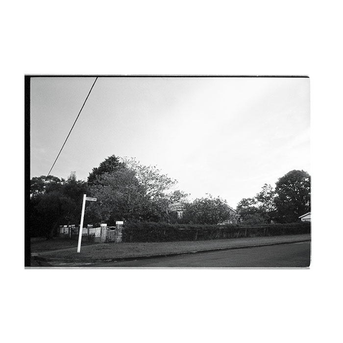 view from here #15   Archival pigment prints (30cm x 43cm)(edition of 15) Archival pigment prints (43cm x 61cm)(edition of 25)