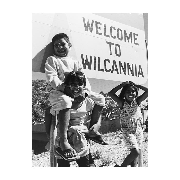 Welcome to Wilcannia