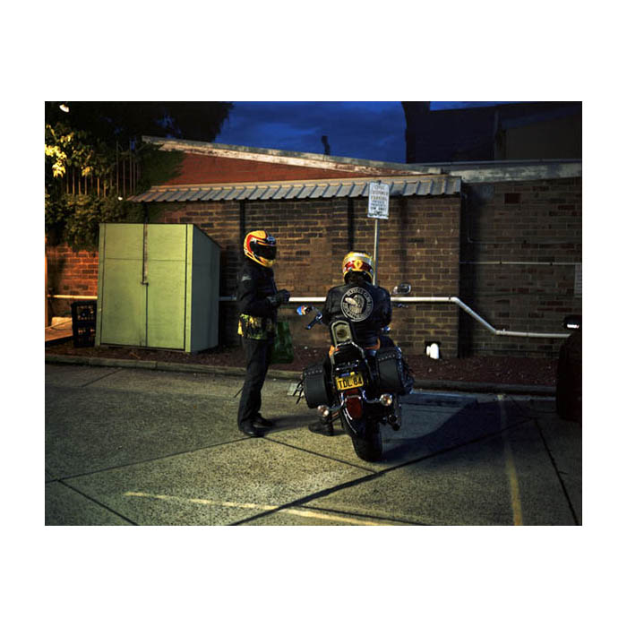 Sean Davey - Limousines & Hearses (Part One) - 17 - (30.5 x 40.6cm)  chromogenic print.jpg