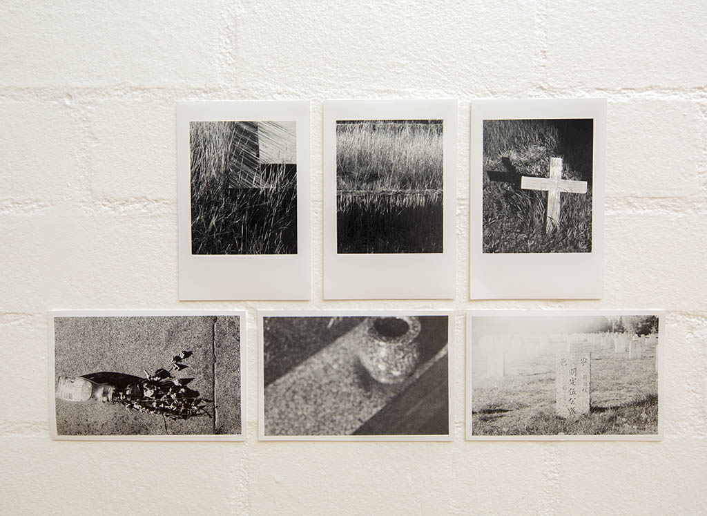 Michael Masters, Gone 2014, type C prints, each image 10.0 x 15.0cm