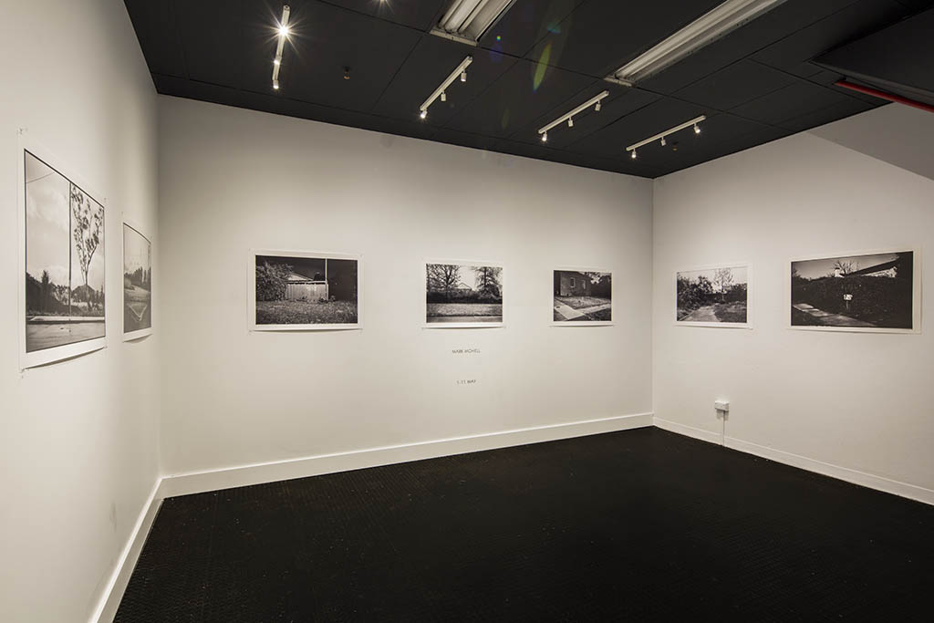 Prints   from the series  Under Power  and  Kerb Side  are on display. All images are pigment prints, printed in an edition of 5 (61x86cm).