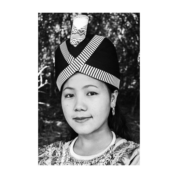 Parisa Applegarth  Laos - (Hmong tribe) - 2015  Chromogenic print (open edition)  Exhibition print size:  45cm x 30cm (image size)  55cm x 40cm (paper size)   (Photograph available in different sizes).