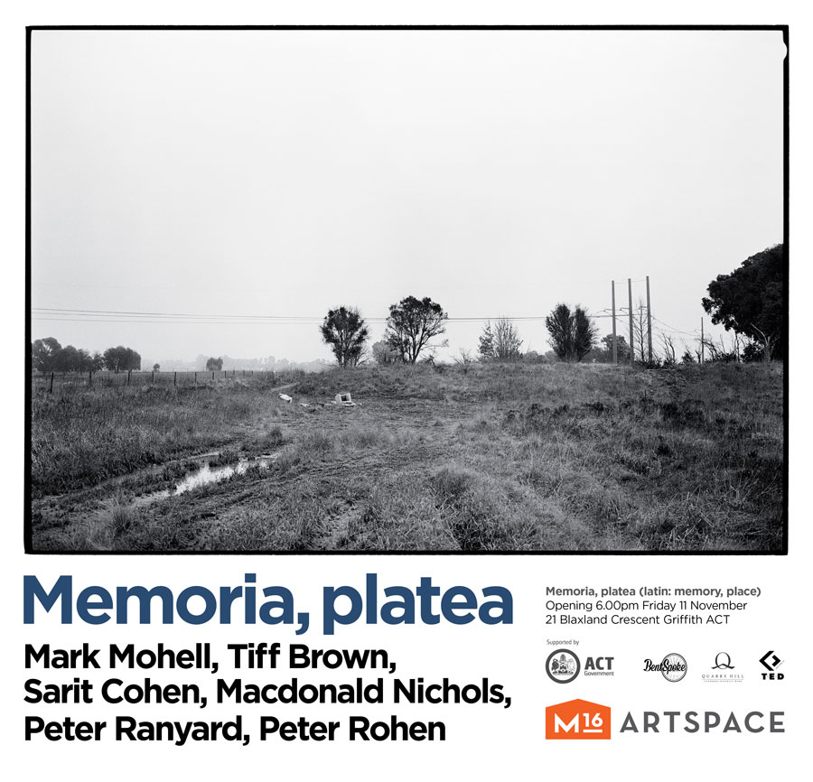 Memoria, platea at M16 from 11 November 2016,
