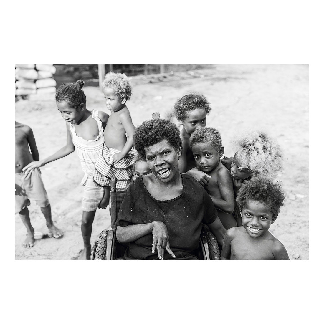 #1 Verahue, Guadalcanal, Solomon Islands  (2016).  Archival pigment print on Ilford paper. Exhibition print 24cm x 36cm. Different sizes available.