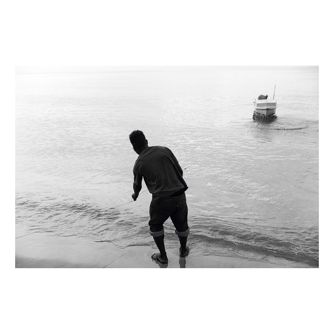 #5 Samate, Guadalcanal, Solomon Islands  (2016).  Archival pigment print on Ilford paper. Exhibition print 24cm x 36cm. Different sizes available.