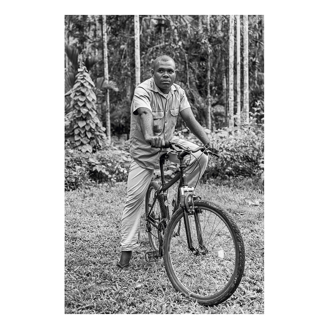 #7 Hulavu, Guadalcanal, Solomon Islands  (2016).  Archival pigment print on Ilford paper. Exhibition print 36cm x 24cm. Different sizes available.