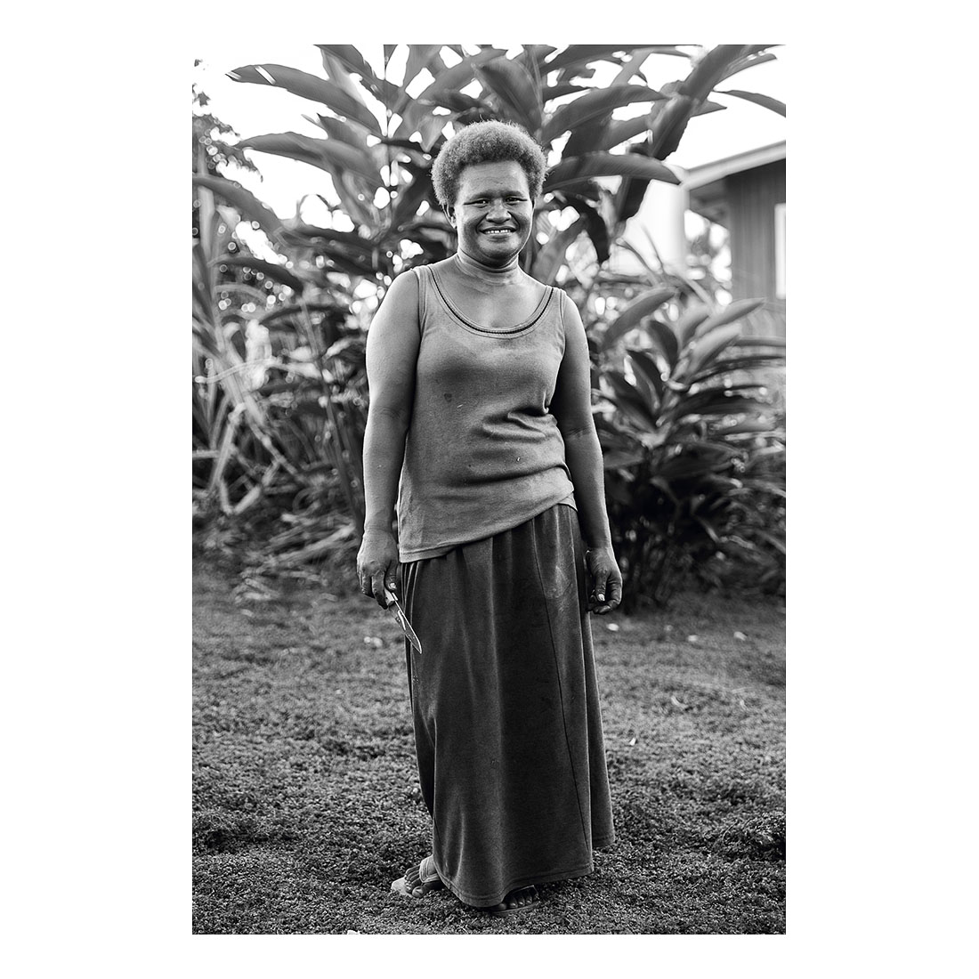 #19 Auki, Malaita, Solomon Islands  (2016).  Archival pigment print on Ilford paper. Exhibition print 36cm x 24cm. Different sizes available.