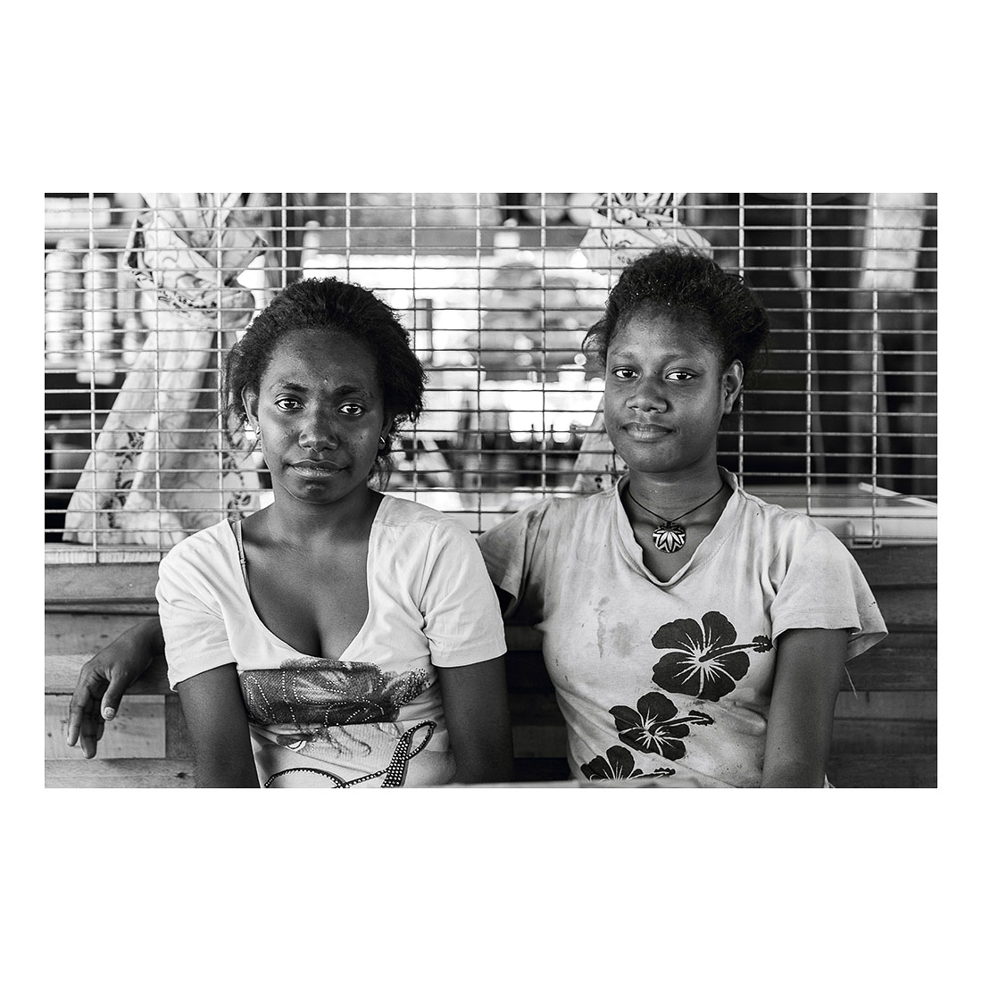 #45 Hulavu, Guadalcanal, Solomon Islands  (2016).  Archival pigment print on Ilford paper. Exhibition print 24cm x 36cm. Different sizes available.