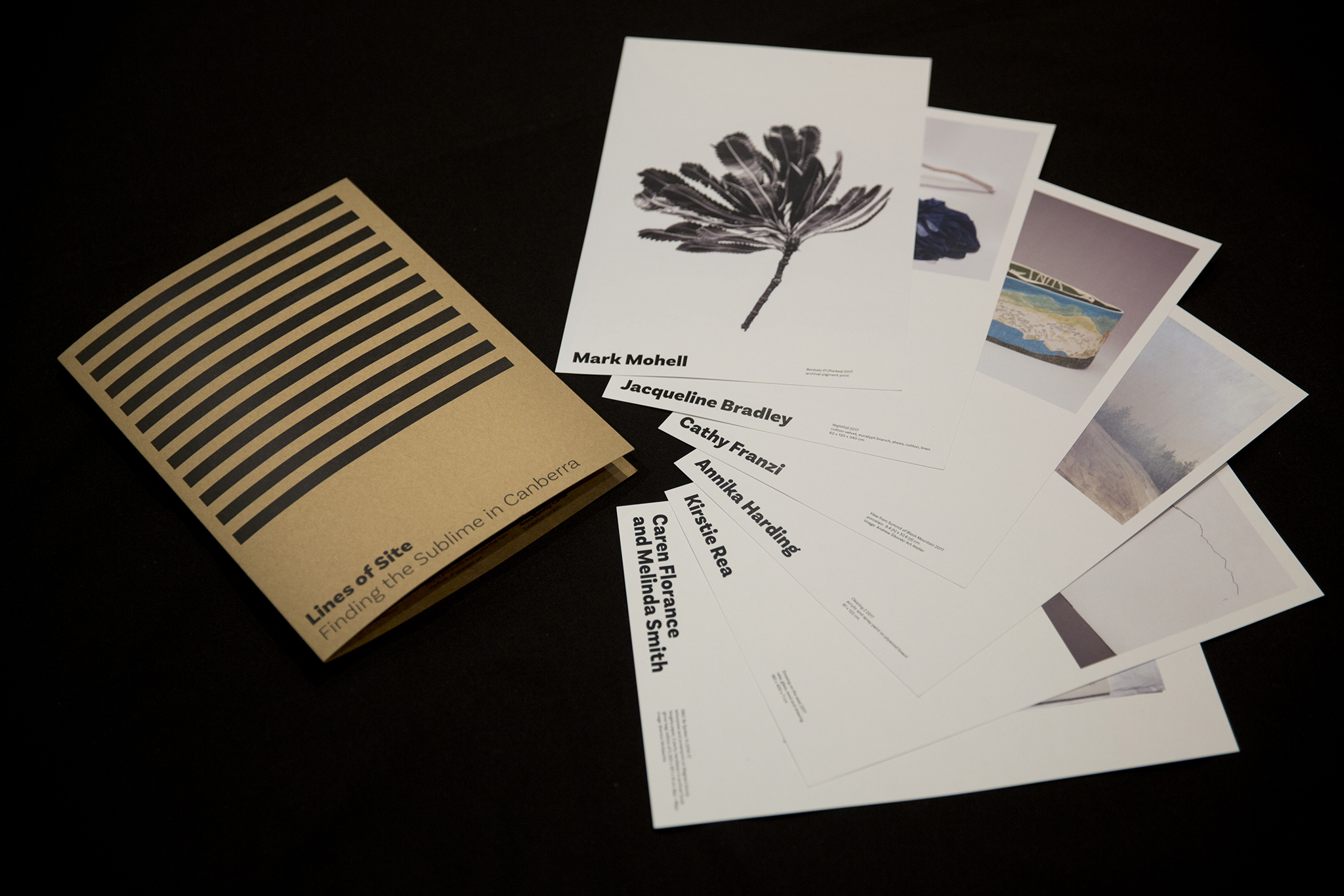 Lines of Site exhibition catalogue