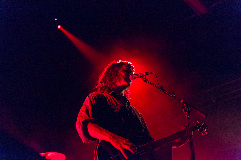 Lead man and bassist, Petter Waldemar Nohr Unstad