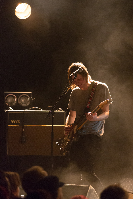 Guitarist and vocalist, Kristoffer Magnus Nohr Unstad
