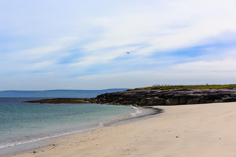 One gorgeous beach