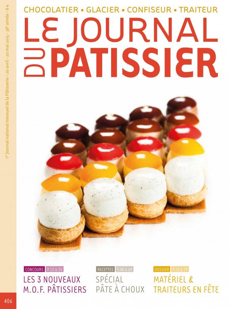 Le Journal du Pâtissier.