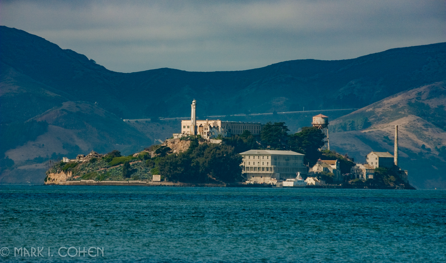 Alcatraz, San Francisco 2009