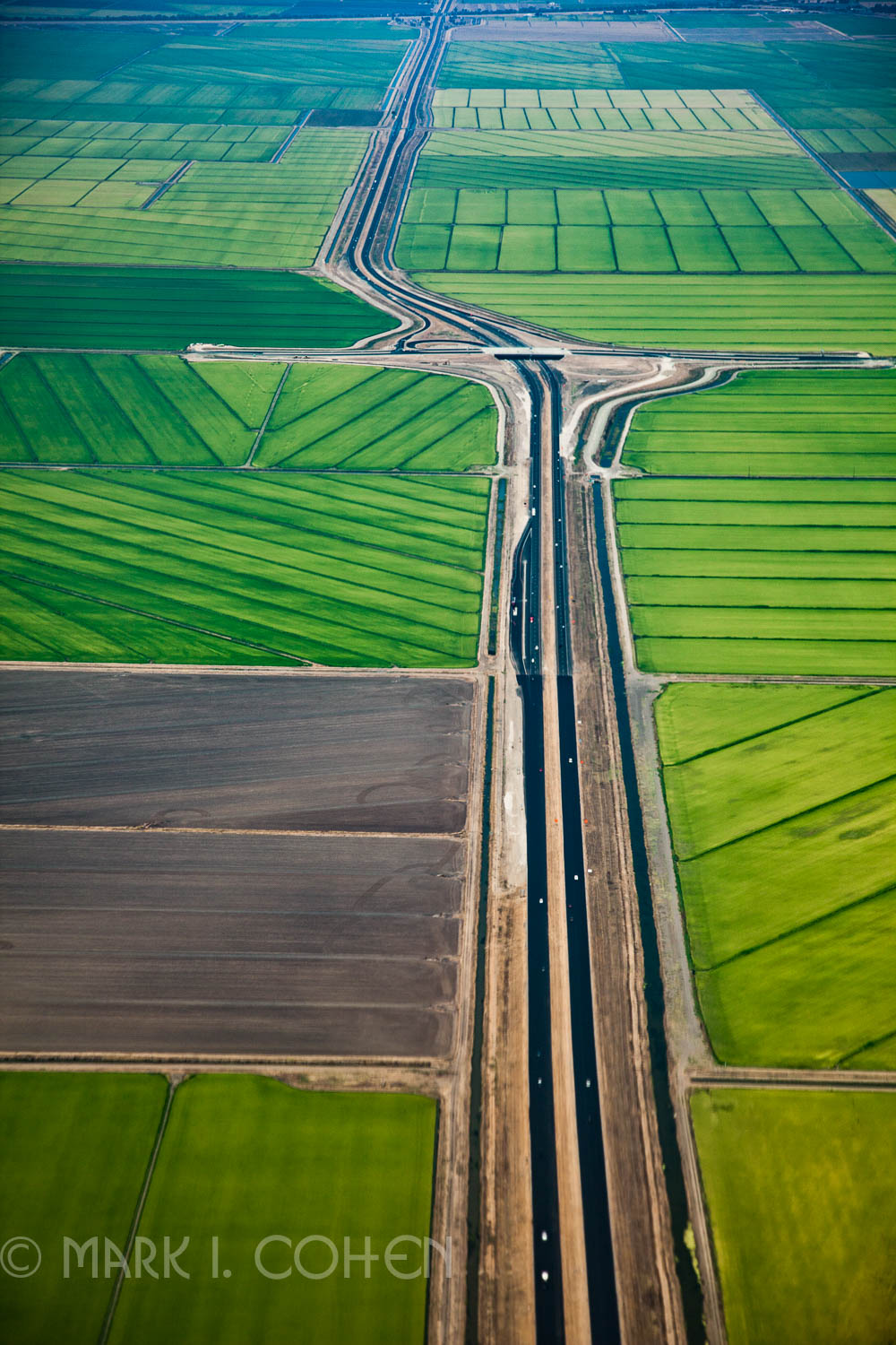 Field alignment 18, California 2014