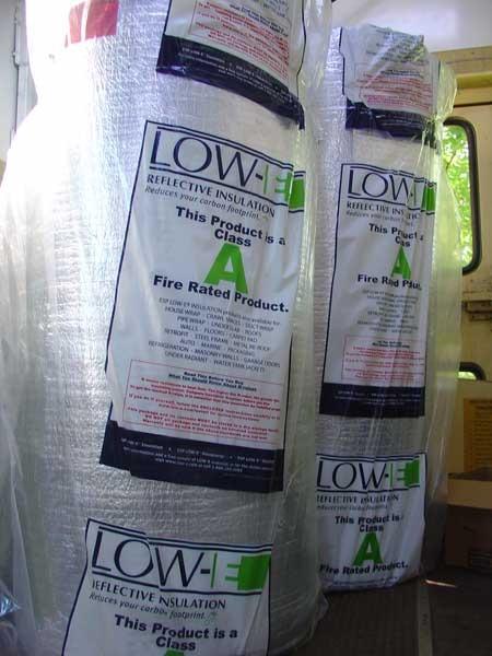 Low E rolls