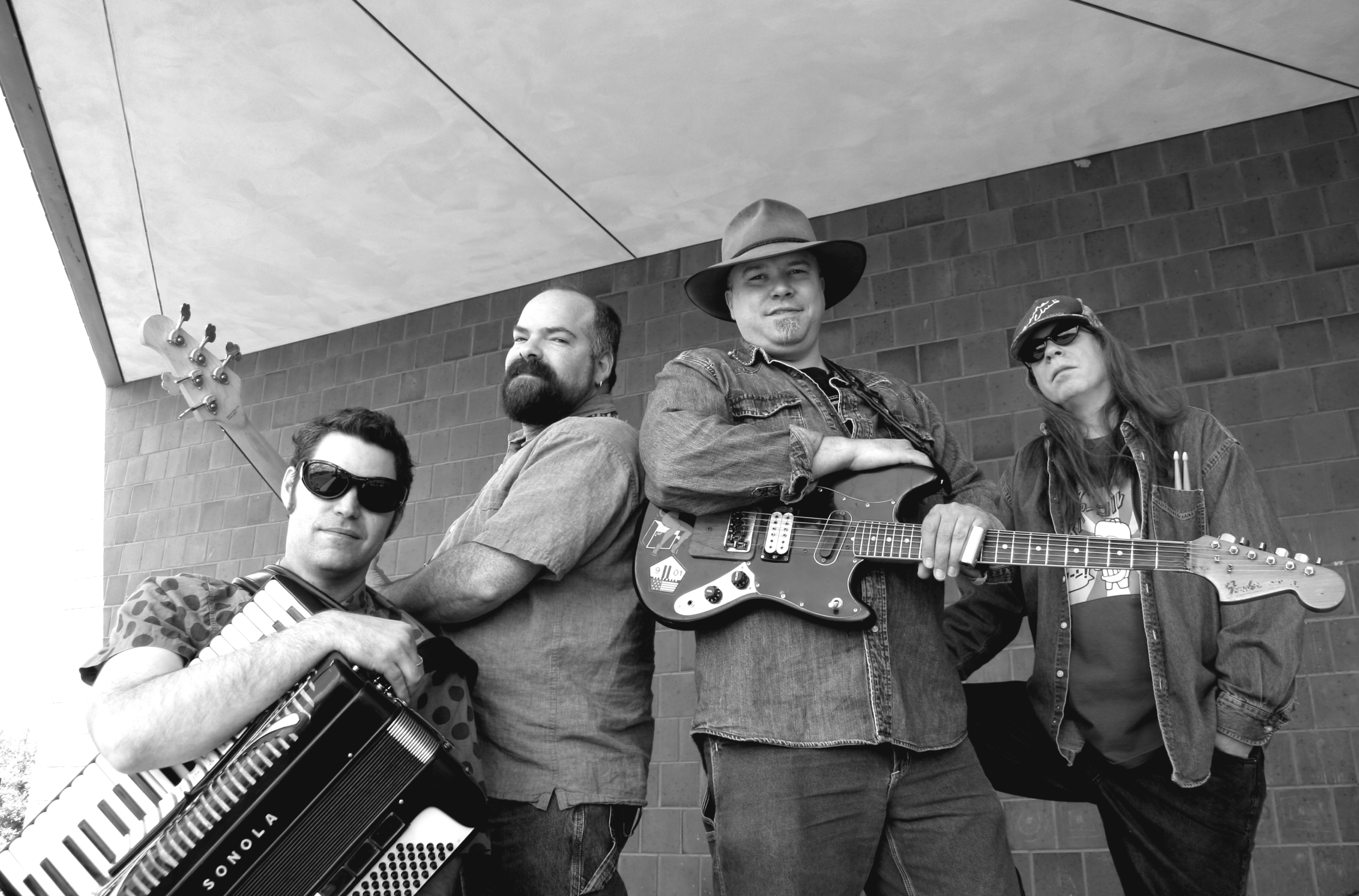Los Blancos - pictured left to right - Mark Nanni, Steven T. Winston, Colin Aberdeen and Mark Tiffault.jpg