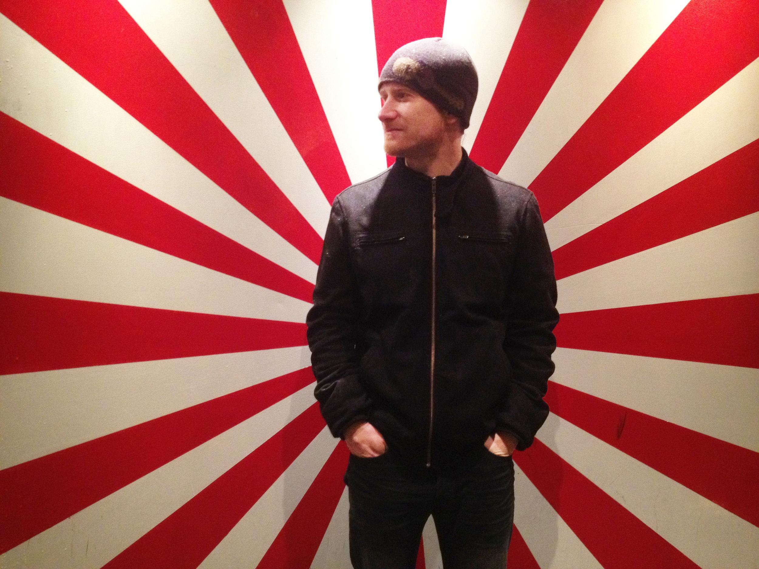 Chris Merkley Red and White Sunburst Photo by Jenn Grauer.jpg
