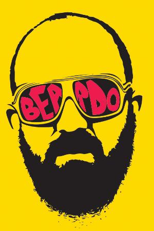 Special illo for Beardo, the weirdo.