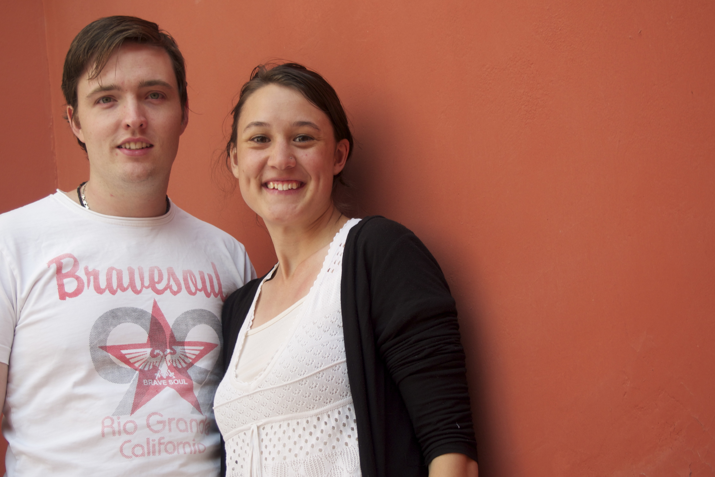 Andrew and Bethany Gray In Arequipa from Sept 2013 to June 2015 -  facebook.com/abgrayperu
