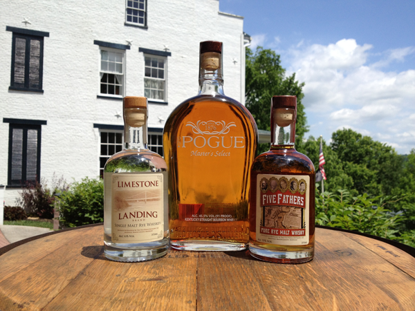 OLD POGUE IS EXPANDING, BUT NOT FAST ENOUGH FOR FANS   JANUARY 23, 2017   The return of Old Pogue begins with several descendants of the Pogue clan clearing and sorting memorabilia, and consequently passing the bottle around from a period stash of very old bottles of Pogue-made whiskey during the 1990s. They took some of this decades-old product to Sam Cecil, author of   Bourbon: Evolution of Kentucky Whiskey  , and what they learned from him propelled the Pogues into discussions with an unnamed distiller in Bardstown about reviving the brand. View the full Whiskey Reviewer article  here .