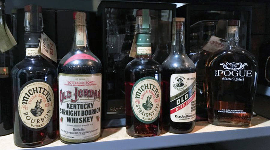 INSIDE THE BOOMING BLACK MARKET FOR BOURBON   JUNE 14, 2017   Bourbon has become so popular that many of its most precious labels have become nearly impossible to buy at the retail level. That is, most liquor stores don't carry them, and the few that do are only given an allocation of a few bottles per month. This has lead buyers to seek out their whiskey on secondary markets. View the full Marketplace article  here . Photo: Adam Allington/Marketplace