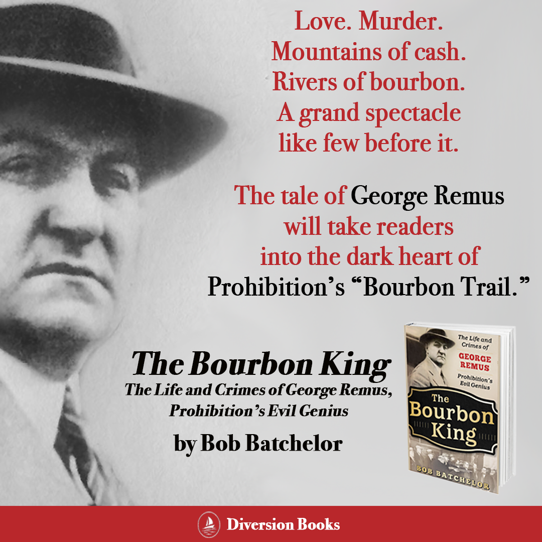"""George knew that within 300 miles of Cincinnati, about 80 percent of all bourbon in America was manufactured and stored. Gaining access to this liquor would create the heart of Remus's bootlegging network. He wanted it all. Every drop.""—from Chapter Two, ""Illicit Relations""  ""The Bourbon King is a much-needed addition to the American mobster nonfiction bookshelf. For too long, George Remus has taken a backseat to his Prohibition-era gangster peers like Lucky Luciano and Al Capone. Read here about a man who intoxicated the nation with a near-endless supply of top-shelf Kentucky bourbon, and then got away with murder.""  —James Higdon, author of The Cornbread Mafia: A Homegrown Syndicate's Code of Silence and the Biggest Marijuana Bust in American History  ""Al Capone had nothing on George Remus, the true king of Prohibition. His life journey is fascinating, a Jazz Age cocktail that Bob Batchelor mixes for readers within these pages. Remus went from pharmacist to high-profile defense attorney to bourbon king to murderer.""  —Tom Stanton, author of Terror in the City of Champions: Murder, Baseball, and the Secret Society That Shocked Depression-Era Detroit  Bob Batchelor is a critically acclaimed cultural historian and biographer. He has published books on Stan Lee, Bob Dylan, The Great Gatsby, Mad Men, and John Updike. Bob earned his doctorate in English Literature from the University of South Florida and teaches in the Media, Journalism & Film department at Miami University in Oxford, Ohio."
