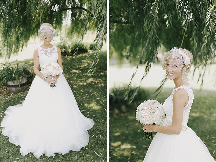 Bridal Shot --Photo Cred:  Ballad Photography
