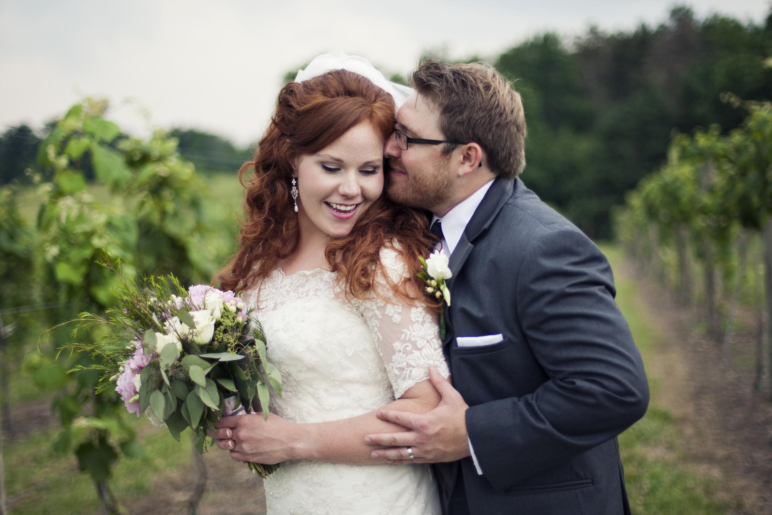 Bride & Groom Photography