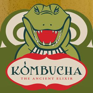 KOMBUCHA THE ANCIENT ELIXIR PACKAGING