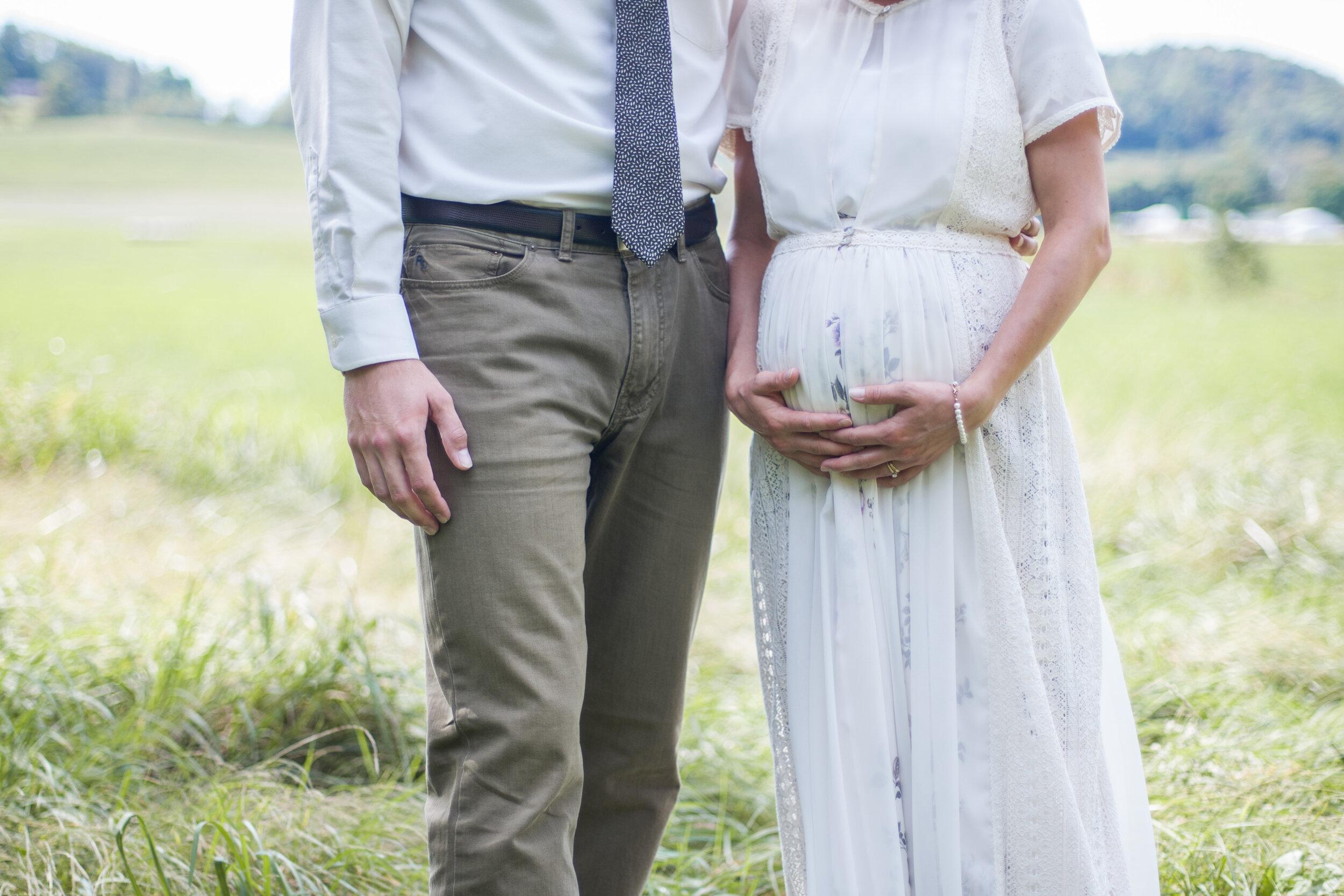 Charlotte Maternity Photography