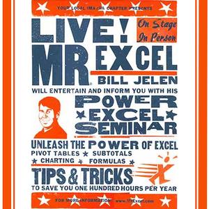 Bill Jelen - MrExcel.com