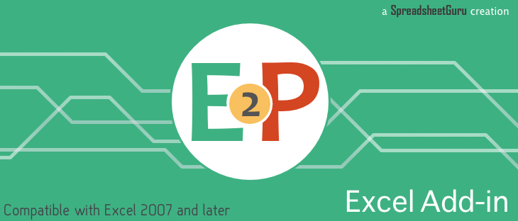 A brand new Excel add-in that will automate creating PowerPoint slides from your Excel data! Click the image to learn more! #FreeTrial