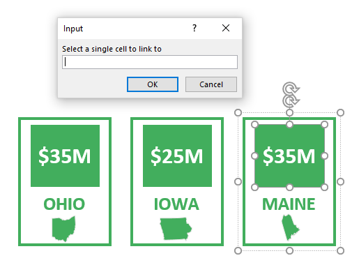 Retain Font Formats After Changing An Excel Shape's Formula
