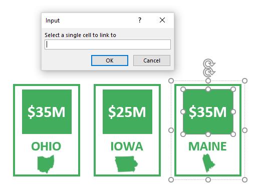 VBA Macro Solution Modifying Excel Shape Formulas