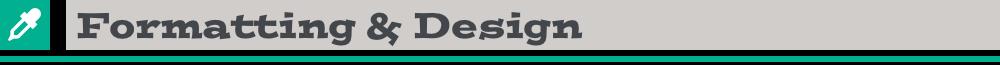Top Excel Add-ins - Formatting & Design Addins