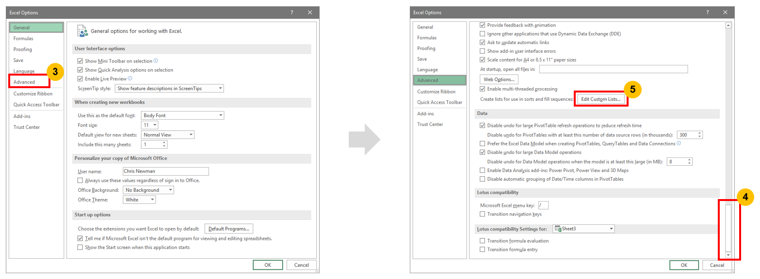 How To Customize The Order Of Your Excel Slicer Buttons