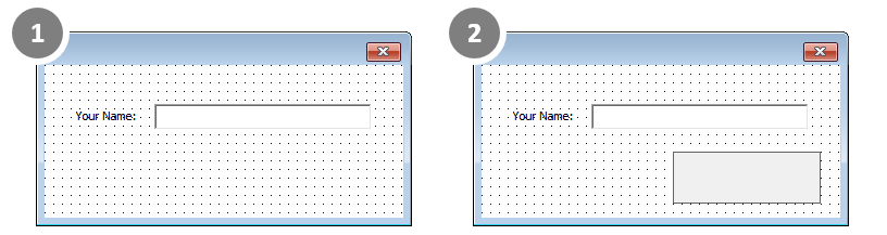 Creating Userform Buttons That Highlight Mouse Hovering — The