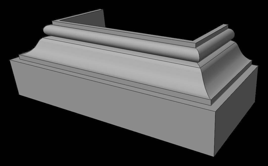 3D Vectorworks Model