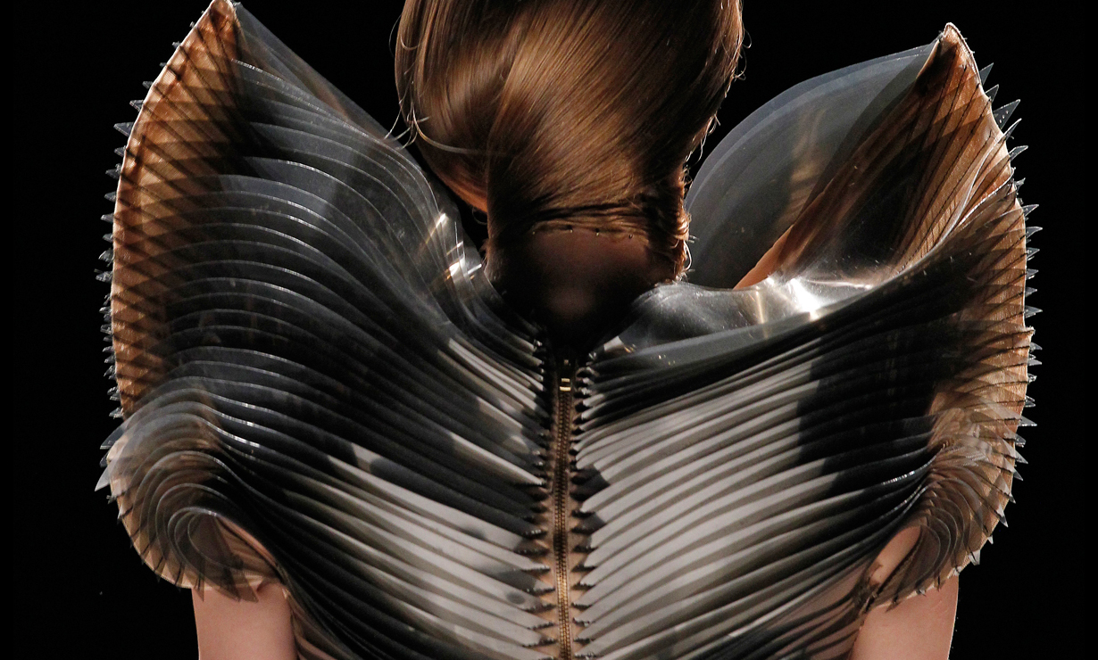 Image from http://www.arch2o.com/women-in-fashion-iris-van-herpen/#prettyPhoto