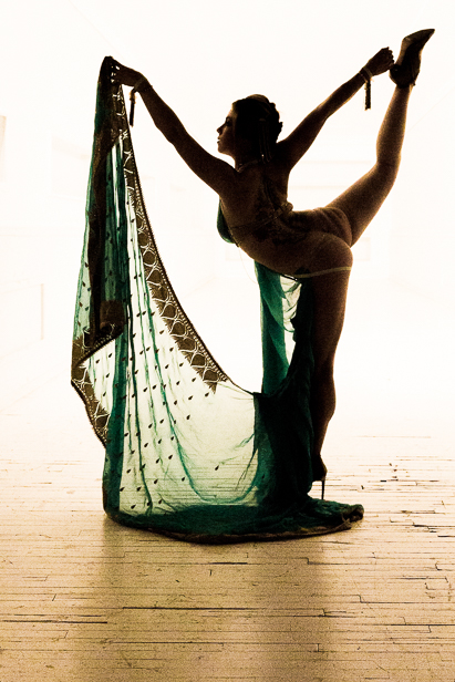 The Discipline of Dance and Self