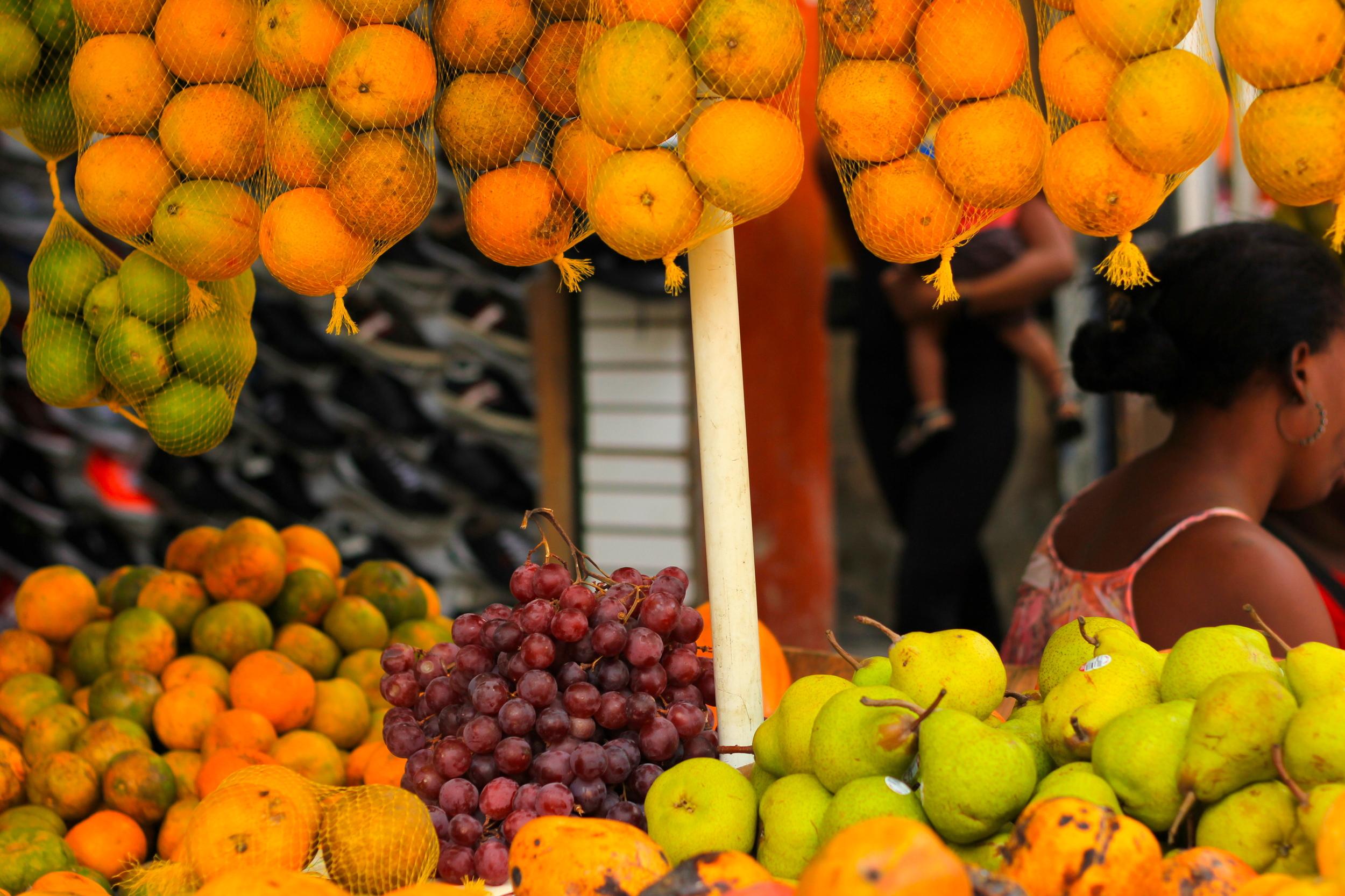 Frutas. Quibdó, 2011