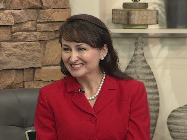 Video of Attorney Linda Rios being interviewed on New Mexico Style.