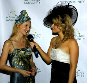 Designer Spotlight Interview For Fashion on the Field Charity Event