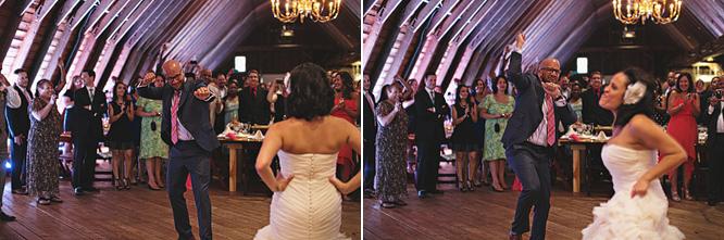First Dance Bride Groom Perona Farms