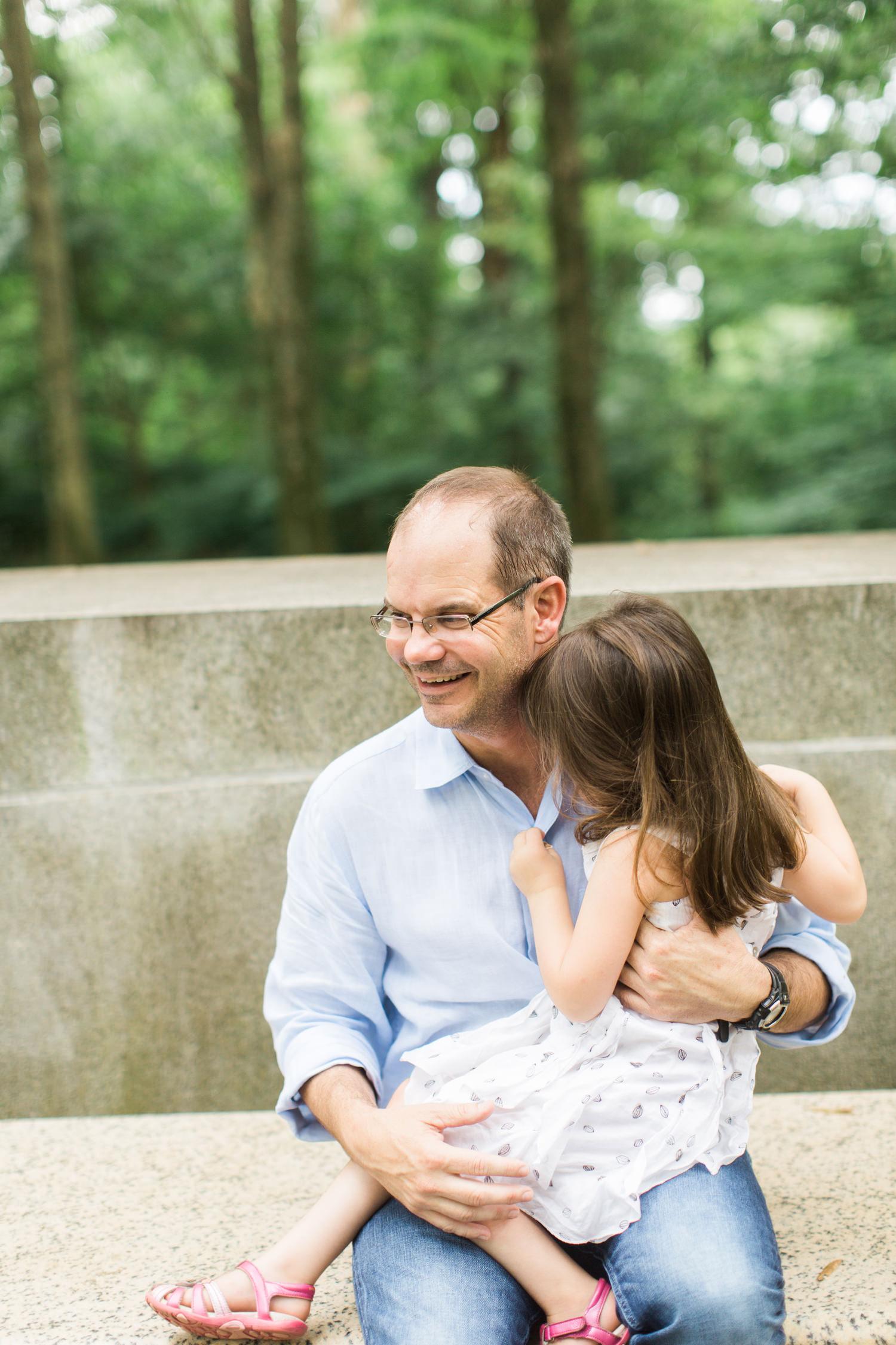 Washington DC Family Photographer | Tim Riddick Photography | Washington DC Portraits | Roosevelt Island