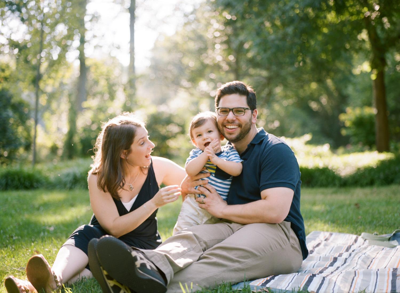 Washington DC Family Photographer | Brookside Gardens | Maryland Portrait Photographer | Washington DC Film Photography | Washington DC Wedding Photographer
