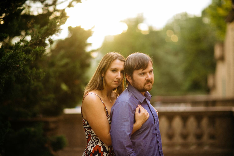 Meridian Hill Park | Engagement Photography | Tim Riddick Photography | Washington DC