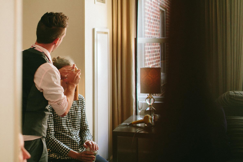 Washington DC Wedding Photographer | 101 Constitution Roof Top Terrace Wedding