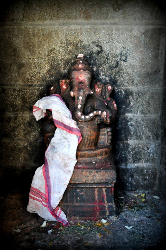 Ganesha, the remover of obstacles. Photo by Ewa Wardzala